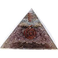 Energie-Generator indischen spirituellen Feng Shui Tabelle Orgon Steinpyramide Décor preisvergleich bei billige-tabletten.eu