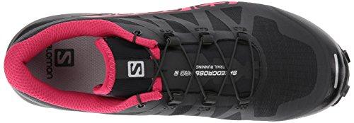 Salomon Damen Speedcross Pro 2 W Kletterschuhe Nero / Virtuale Rosa / Nero