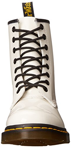 Dr. Martens 1460 W, Boots femme Blanc (White)