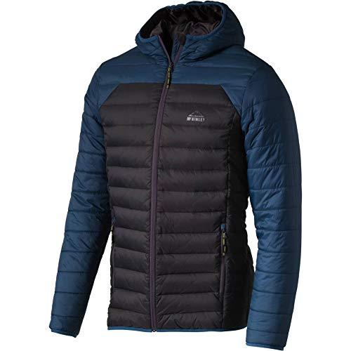 McKINLEY Herren Tetlin II Jacke, Anthracite/Blue Petr, XL