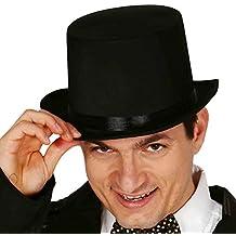 Sombrero de copa o chistera negra a579f04aa92