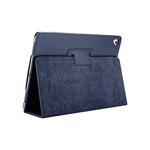FAN SONG Hülle für iPad 2 3 4 Bifold Serie Litchi Ultra Dünnen Magnetische PU Leder mit Ständer und Auto Aufwachen/Schlaf Funktion Smart Cover für Apple iPad 2/3/4 -
