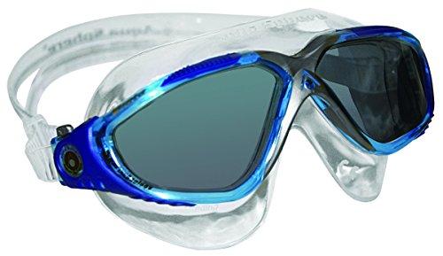 Aqua Sphere Vista Schwimmbrille getöntes Glas (aqua blau dk/l)