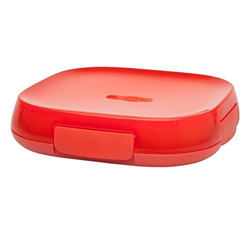 Aladin 546001 Assiette Plate Rouge