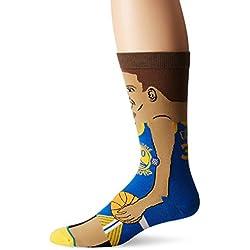 Stance Men's Stephen Curry Socks Blue L