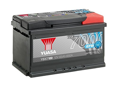 Yuasa YBX7100EFB Batteria di avviamento e di arresto