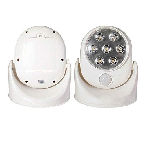 Xiegons0 Sensor de Movimiento Noche Luz