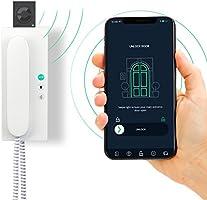 nello one | Smarter Türöffner |WLAN Upgrade für deine Gegensprechanlage |ideale Ergänzung für Smart Lock | für iPhone und Android