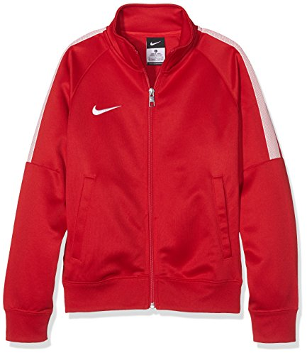 Nike Bekleidung Yth Team Club Trainer Jacket university red/football white