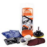 Doolland Headlight Headlamp Restoration Kit Repairs Dull Headlight Lenses Restorer Suitable For Cars