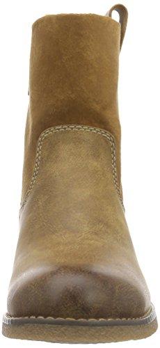 s.Oliver 26421, Bottes Classiques Femme Marron (Camel Comb 327)