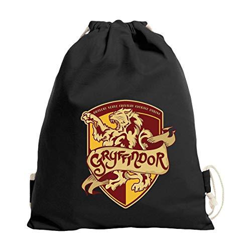 indor Trendy Rucksack Harry Potter Hogwarts Haus Gryffindor Kino Film TV ()