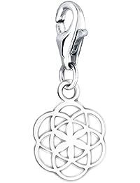 Nenalina 713218encanto del árbol de la vida colgante en plata de ley 925para todas las marcas de común de encanto joyas
