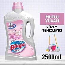 Bingo Fresh Yüzey Temizleyici, Mutlu Yuvam, 2,5 Lt