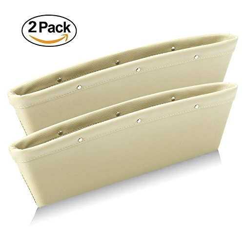 anzer-car-seat-side-pocket-2-pcs-between-seat-and-consolecaddy-slit-pocket-catcher-storage-organizer