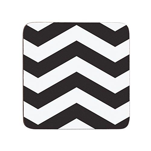 premier-housewares-chevron-coasters-black-white-set-of-4