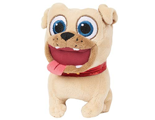 Puppy Dog Pals Pet & Talk Plush Pals - Rolly