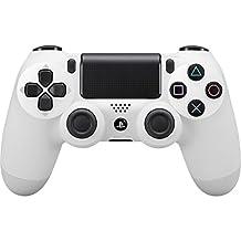 Sony DualShock 4 Gamepad PlayStation 4, wit, accessoires voor videogamepad, PlayStation 4, analoog/digitaal, D-pad, huis, Share, draadloos, Bluetooth)