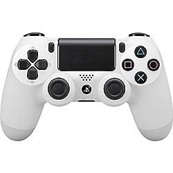 Sony - Dualshock 4 V2 - Mando Inalámbrico Blanco