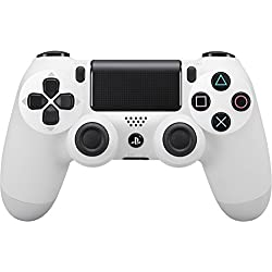 Sony - Dualshock 4 V2 Mando Inalámbrico, Color Blanco ...