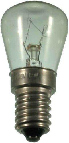 Scharnberger+Has. Birnenlampe 26x57mm 40100 12V/25W E14 klar Allgebrauchsglühlampe Standard 4034451401006