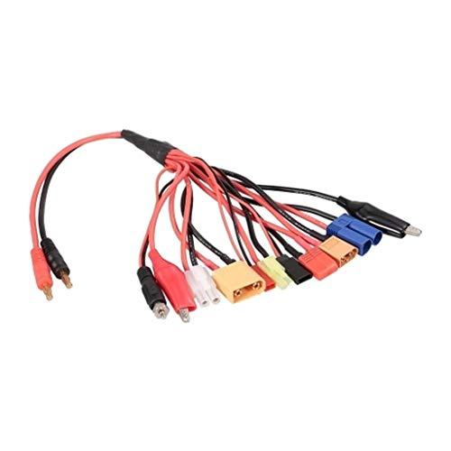Jamicy  10 in 1 Lipo Battery Multi Charging Plug-Ladekabel konvertieren