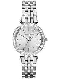 Michael Kors Analog Silver Dial Women's Watch - MK3364