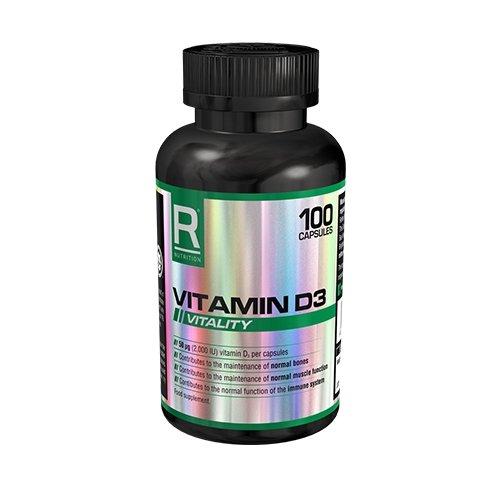 Preisvergleich Produktbild Reflex Nutrition Vitamin D3 2