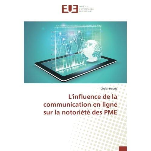 L'influence de la communication en ligne sur la notoriete des PME