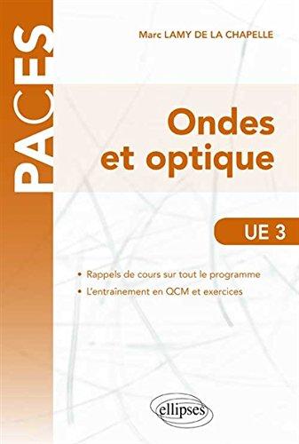 Ondes et Optique UE3 PACES