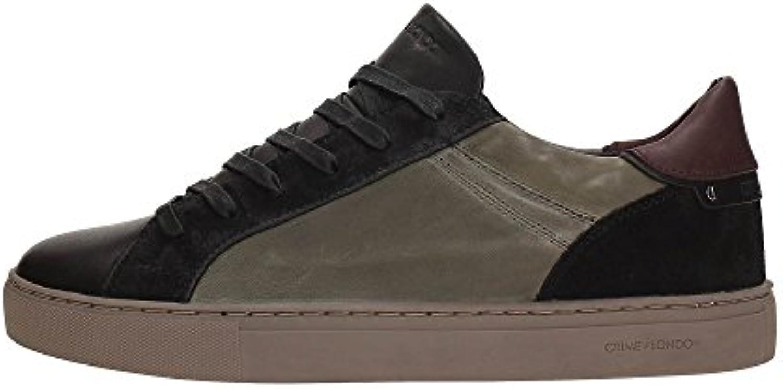 Mr.   Ms. Crime 11035A17 scarpe da ginnastica Uomo NERO GRIGIO 43 Prodotti di qualità delicato Lista delle scarpe di marea   Reputazione affidabile    Uomo/Donne Scarpa
