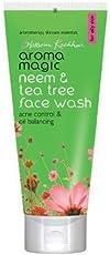 Aroma Magic Neem and Tea Tree Face Wash, 200ml