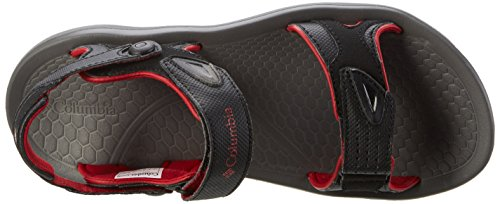 Columbia Herren Techsun Interchange Outdoor Fitnessschuhe Schwarz (Black, Rocket)