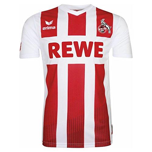 Erima 1.FC Köln Trikot Home 2017/2018 Herren XL