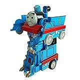 #6: Kids_Bazar Deformation Thomas The Tank Engine 2.4 GHz RC Car Train Robot