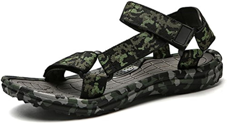 Herren Sandalen Sommer Bequeme Mann Schuhe Fashion Casual Flache SandaleHerren Sandalen Bequeme Fashion Sandale