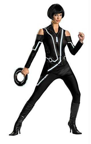 Disguise Tron Legacy - Quorra Deluxe Adult Costume Size Large (12-14) by (Erwachsene Tron Kostüme Für)