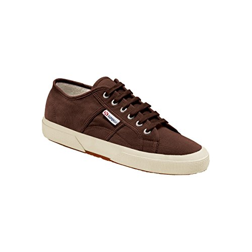 Superga2750- COBINU - Sneaker Unisex - adulto DK COFFEE