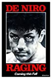 RAGING BULL - ROBERT DE NIRO – Imported Movie Wall Poster Print – 30CM X 43CM Brand New