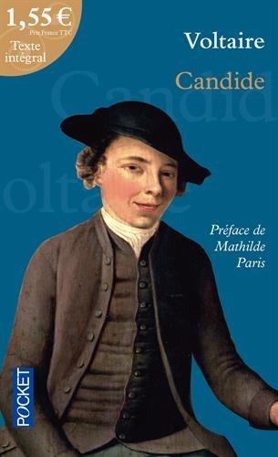 Candide par Voltaire