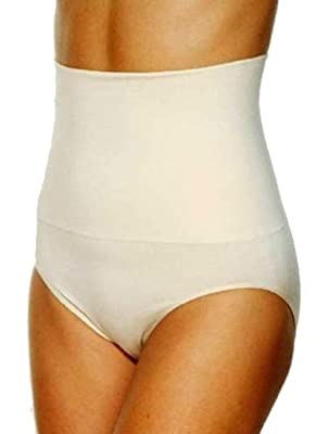 Womens Shapewear Seamfree High Waist Slimming Control Briefs Tummy Tuck Bum Lift From Undercover