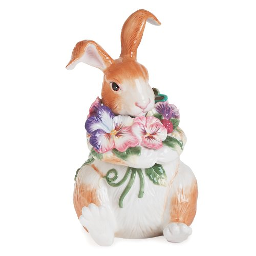 Halcyon Collection, Bunny Cookie Jar -