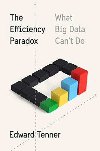 The Efficiency Paradox: What Big Data Can't Do por Edward Tenner