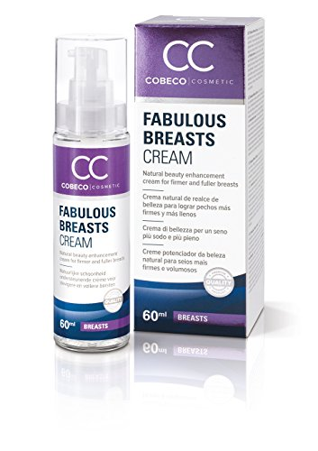 "Cobeco Busen-Creme""Fabulous Breasts Cream"" 60 ml, 1er Pack (1 x 60 ml)"