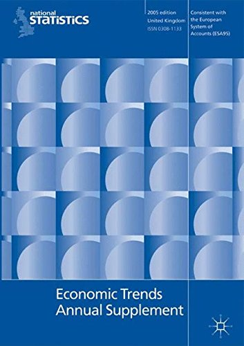 Economic Trends Annual Supplement 31, 2005 Ed: Annual Supplement No. 31 por The Office for National Statistics