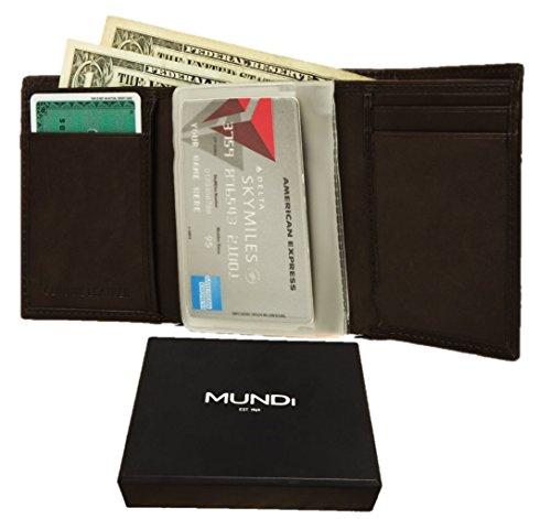 mundi-para-hombre-classic-suave-envejecido-piel-trifold-cartera-caja-de-regalo-inserto-de-plastico