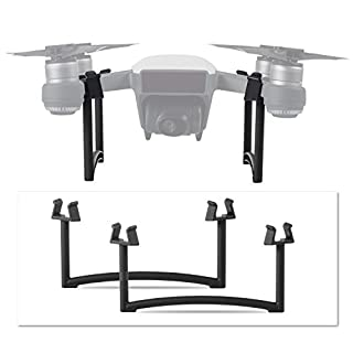 DJI Spark Drone Landing Gear, A-Best 2 in 1 Beinhöhe Extender Stabilisatoren Alighting Equipment für DJI Spark Drone