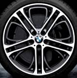 Original BMW Alufelge X5 E70 / LCI M Doppelspeiche 310 in 21 Zoll für vorne