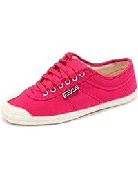 Chaussures Pour Femmes Avec Des Lacets, Des Garnitures Gris, Taille 37, Vert - Kawasaki