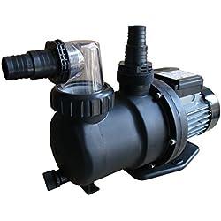 Manufacturas Gre PP076 - Bomba de filtración para piscinas, 0,75 CV - filtro de arena de 8m3/h